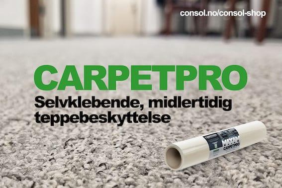 carpetpro-teppebeskytter