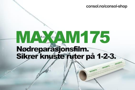 MAXAM175 Nødrepasjonsfilm